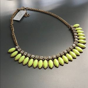 J. Crew Factory NWT's collar necklace